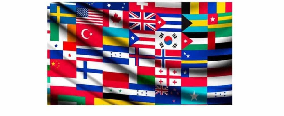 أسماء الدول والعواصم وترجمتها إلى الإنجليزية